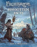 Frostgrave: Forgotten Pacts cover