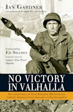 No Victory in Valhalla cover
