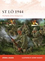 St Lô 1944 cover