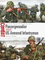 Panzergrenadier vs US Armored Infantryman cover