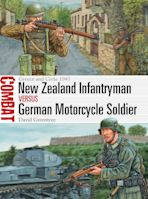 New Zealand Infantryman vs German Motorcycle Soldier cover