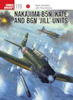 Nakajima B5N 'Kate' and B6N 'Jill' Units cover