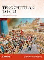 Tenochtitlan 1519–21 cover