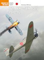 A6M Zero-sen Aces 1940-42 cover
