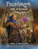 Frostgrave: The Wizards' Conclave cover