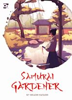 Samurai Gardener cover