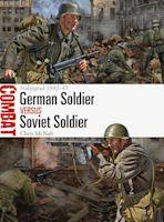 German Soldier vs Soviet Soldier cover
