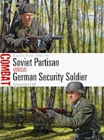 Soviet Partisan vs German Security Soldier cover