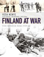 Finland at War cover
