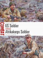 US Soldier vs Afrikakorps Soldier cover