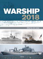 Warship 2018 cover