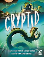 Cryptid cover