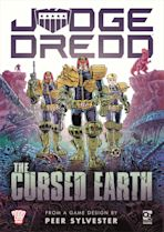 Judge Dredd: The Cursed Earth cover