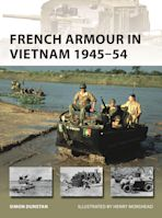 French Armour in Vietnam 1945–54 cover