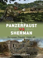 Panzerfaust vs Sherman cover