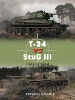 T-34 vs StuG III cover