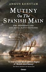 Mutiny on the Spanish Main cover