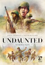 Undaunted: Normandy cover