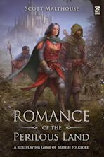 Romance of the Perilous Land cover