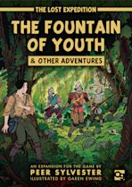 The Lost Expedition: The Fountain of Youth & Other Adventures cover