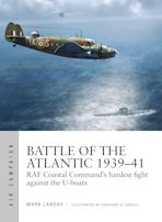 Battle of the Atlantic 1939–41 cover
