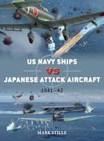US Navy Ships vs Japanese Attack Aircraft cover