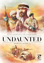 Undaunted: North Africa cover