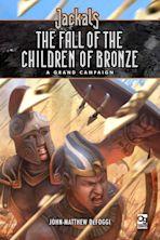 Jackals: The Fall of the Children of Bronze cover