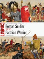 Roman Soldier vs Parthian Warrior cover