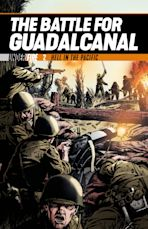 The Battle for Guadalcanal cover