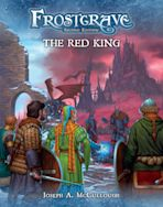 Frostgrave: The Red King cover