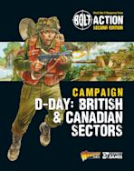 Bolt Action: Campaign: D-Day: British & Canadian Sectors cover