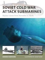 Soviet Cold War Attack Submarines cover