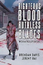 Righteous Blood, Ruthless Blades cover