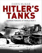 Hitler's Tanks cover