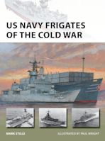 US Navy Frigates of the Cold War cover