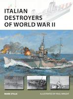 Italian Destroyers of World War II cover