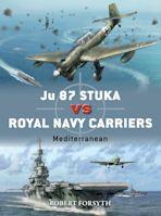 Ju 87 Stuka vs Royal Navy Carriers cover