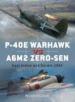 P-40E Warhawk vs A6M2 Zero-sen cover