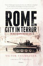 Rome – City in Terror cover
