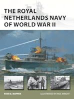 The Royal Netherlands Navy of World War II cover