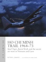 Ho Chi Minh Trail 1964–73 cover
