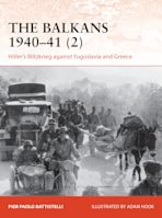 The Balkans 1940–41 (2) cover