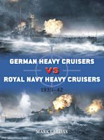 German Heavy Cruisers vs Royal Navy Heavy Cruisers cover