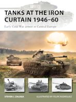 Tanks at the Iron Curtain 1946–60 cover