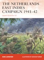 The Netherlands East Indies Campaign 1941–42 cover