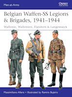 Belgian Waffen-SS Legions & Brigades, 1941–1944 cover