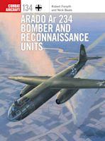 Arado Ar 234 Bomber and Reconnaissance Units cover