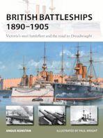 British Battleships 1890–1905 cover