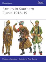 Armies in Southern Russia 1918–19 cover